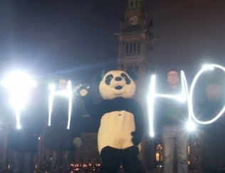 Earth Hour i London